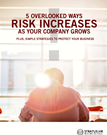 5 Overlooked Ways Risk Increases as Company Grows